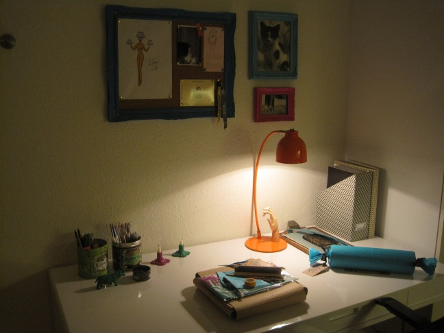 My workspot